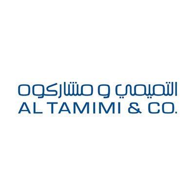 Al tamimi and co logo