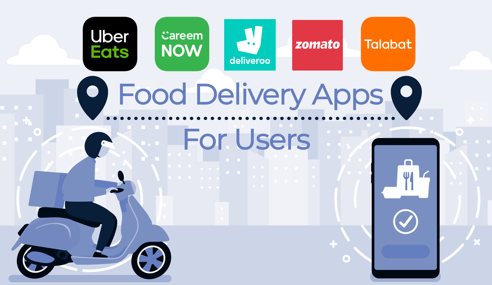 Middle East food delivery competition getting too hot