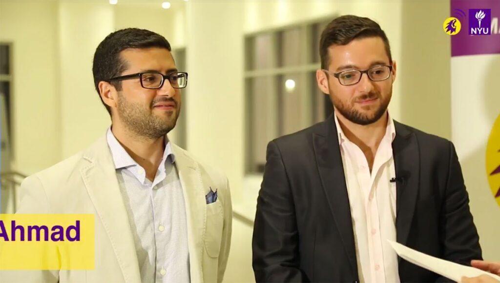 Ahmad Al-Hidiq and Salah Al-Hidiq