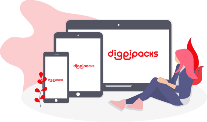 Diggipacks logo