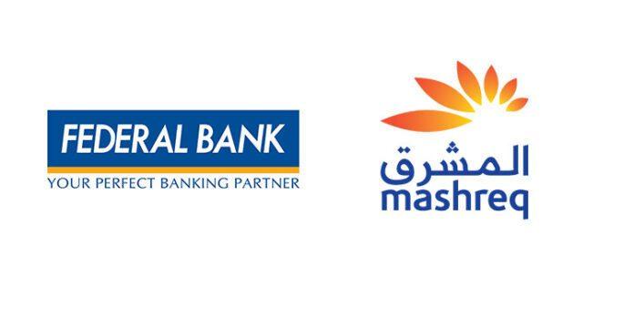 Federal bank and Mashreq bank