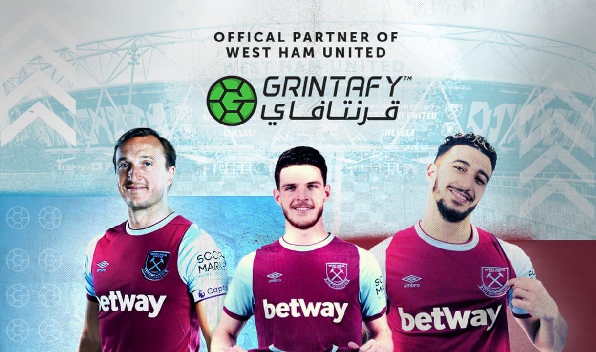 Grintafy west ham partnership