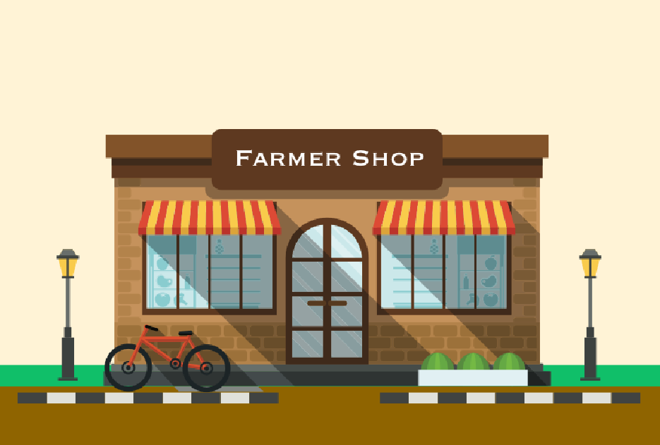 Mozare3 Farmer Shop