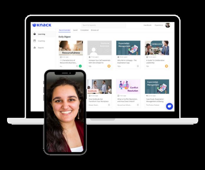Knack HR platform