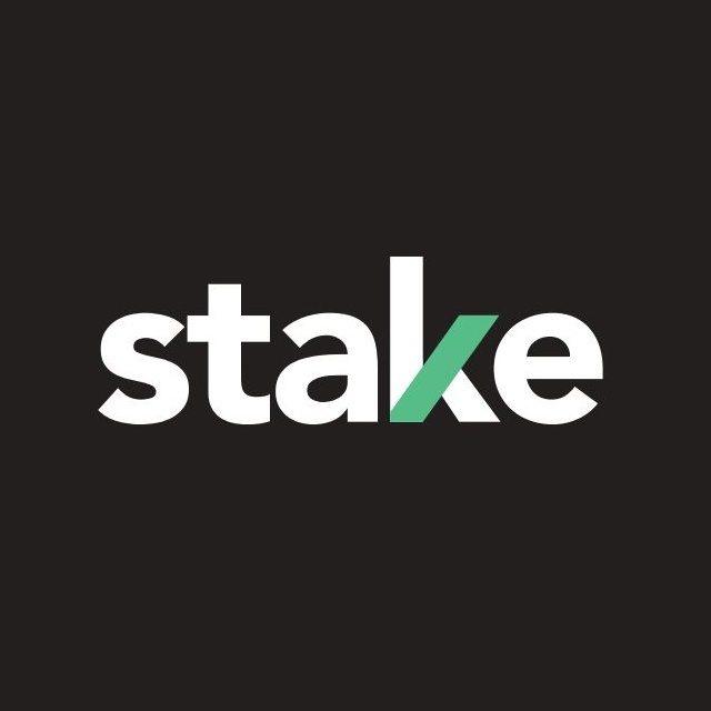 Stake property logo
