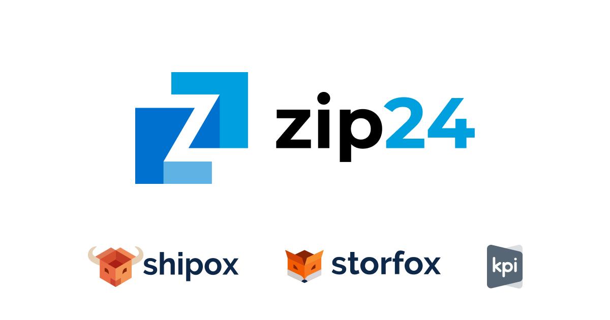 zip24 logo