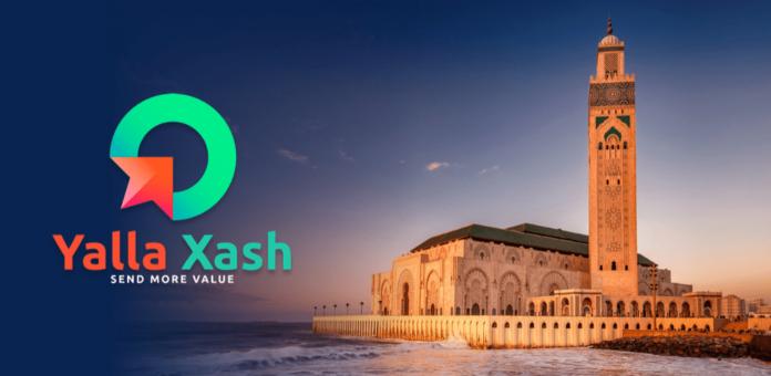 Yalla Xash logo
