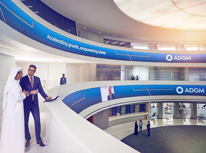 Abu Dhabi company formation