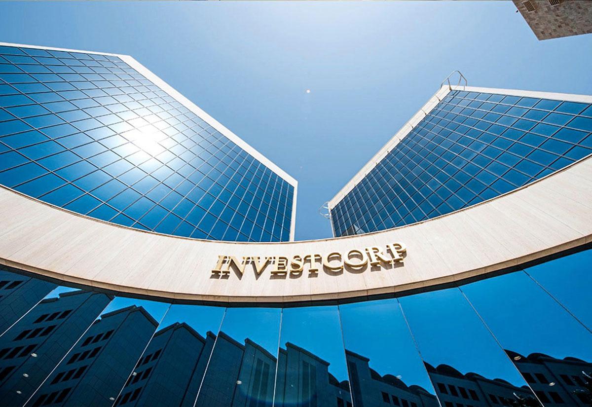 Investcorp logo