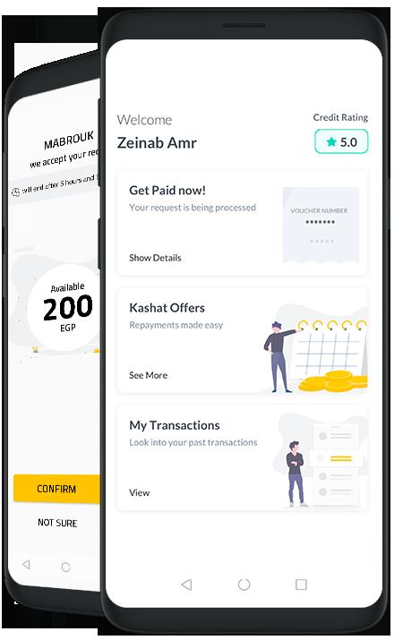 Kashat app