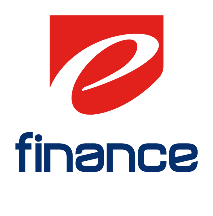 e-finance logo